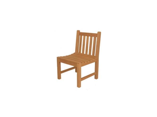 Alida - Krzesło teakowe