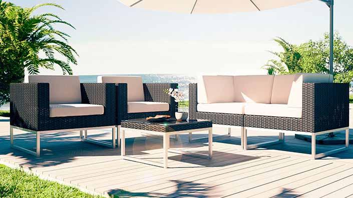 Alivera S - Zestaw lounge