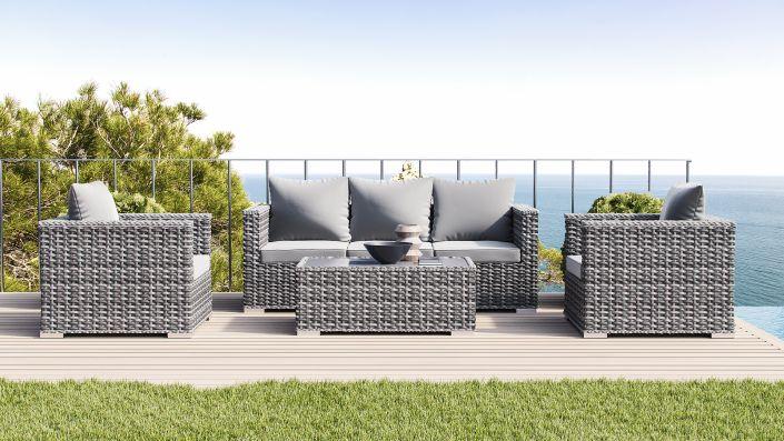 Annabell - Zestaw lounge