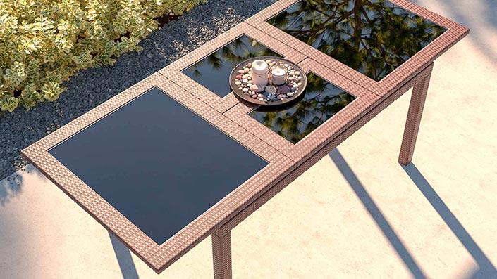 Ceresia - Stół rozkładany