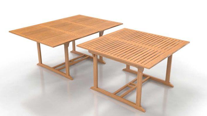 Naomi L - Stół rozkładany