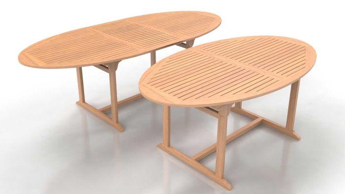 Amalia XL - Stół rozkładany