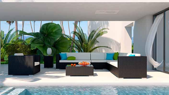 Epona XL - Zestaw lounge