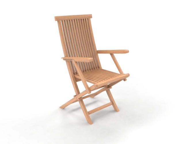 Matata - Zestaw dwóch składanych krzeseł