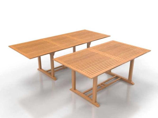 Naomi XL - Stół rozkładany