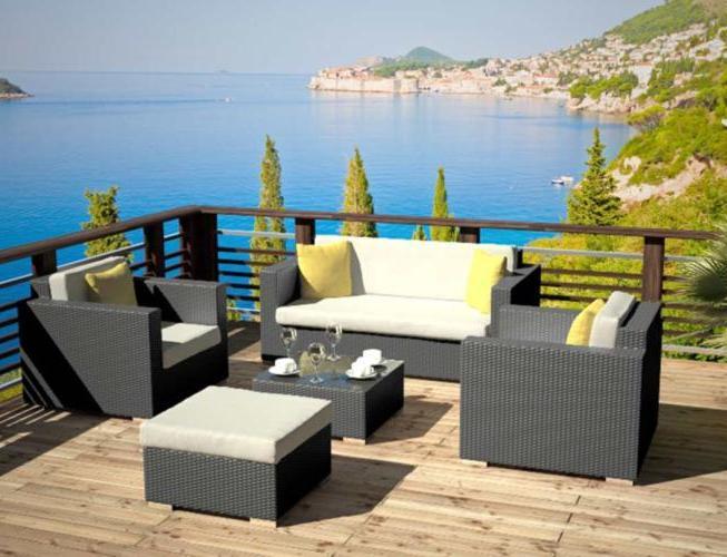 Sinnia - Zestaw lounge